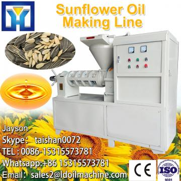 CE Approved Jatropha Oil Extraction Machine