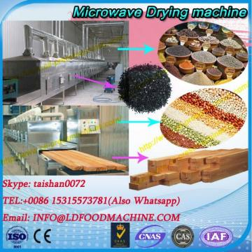 High efficiency industrial microwave vacuum dryer equipment