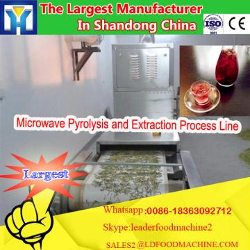 Microwave ActiveIngredient Pyrolysis and Extraction Process Line