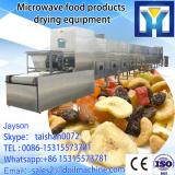 pencil/cardboard continuous tunnel microwave sterilizing&drying machine for paper products