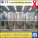 30 Tonnes Per Day Niger Seed Crushing Oil Expeller