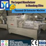 industrial continuous microwave drying mahcine for cassava flour /cassava drying machine