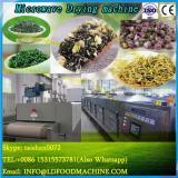 microwave medicine drying machine