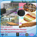 Popular high quality fresh fruit microwave drying equipment