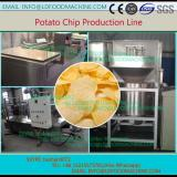 China 250kg per hour French fries make machinery
