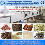 Microwave Wood Engraving Drying Process Line