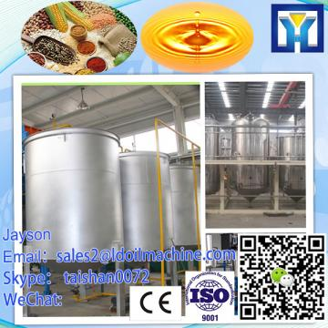 best price crude vegetable oil refining machine for 100TPD