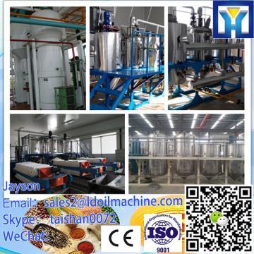 Edible oil making machine, rice bran oil refineries equipment with PLC