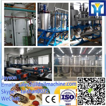 Full continuous shea butter extraction machine with low consumption