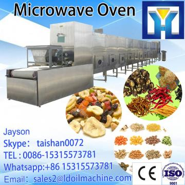 Industrial microwave drying sterilization pepper paprika machine