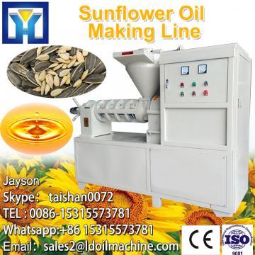 High Efficiency Moringa Oil Extraction Machine