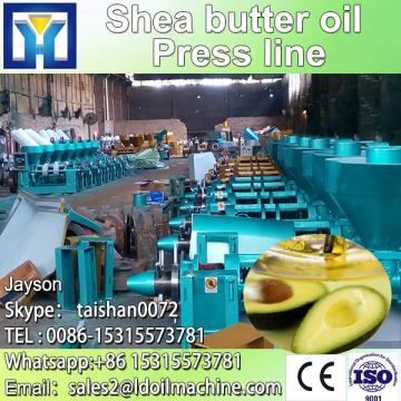 Advance complete production line for crude palm oil refinery machine