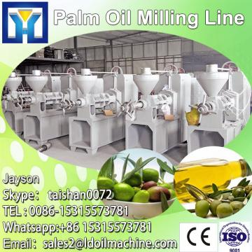Fully automatic oil machine for making rice bran oil