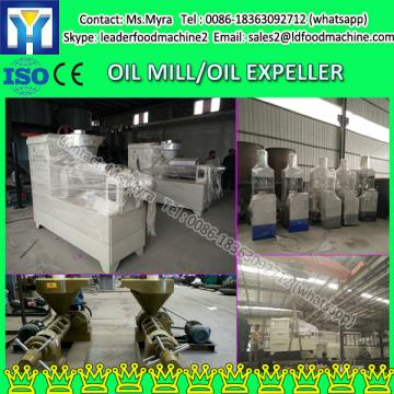 High efficient commercial use maize grits and meal processing milling machine with low price