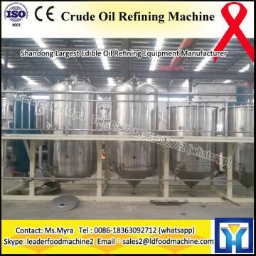 Advanced sunflower oil refinery easy using