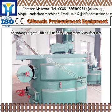Sunflower refining machine