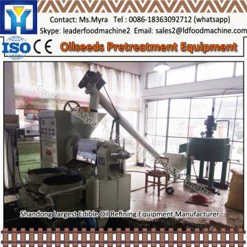 Sunflower oil refineries equipment