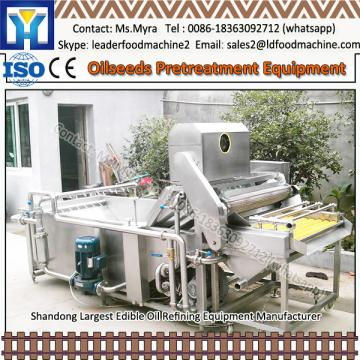 Small scale crude palm oil refining machines with high technology