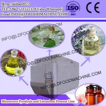 Microwave Sludge Pyrolysis and Extraction Process Line