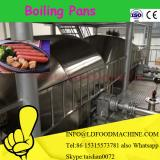 200L steam jacketed kettle with mixer for cake make