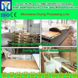 Microwave Honeysuckle Drying Process Line