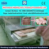 Microwave Donkey Meat Heating And Thawing Processing Line